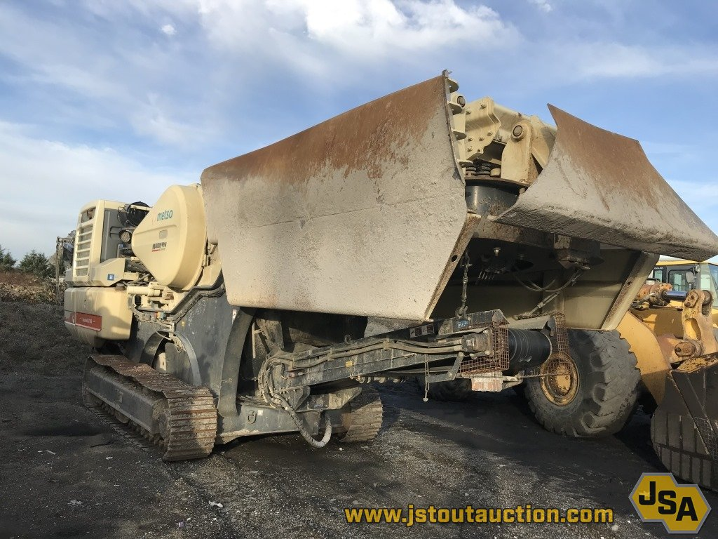 For Sale: 2015 Metso LT106 Aggregate