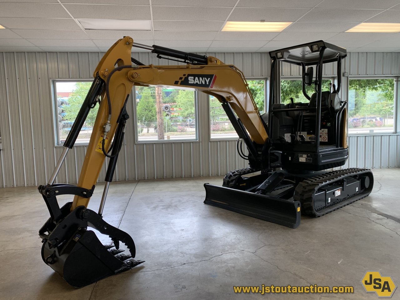 For Sale: 2018 Sany SY35U Excavators Mini (up to 12,000 lbs)